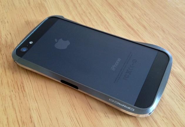 DRACO iPhone 5 Case - rear