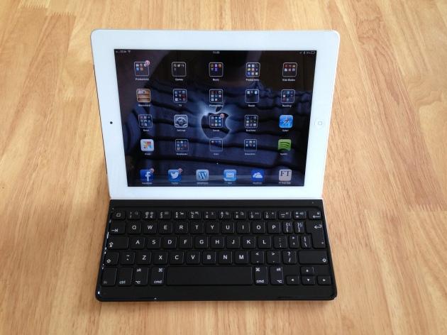Logitech iPad Keyboard